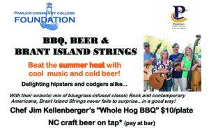 BBQ, Beer, & Brant Island Strings