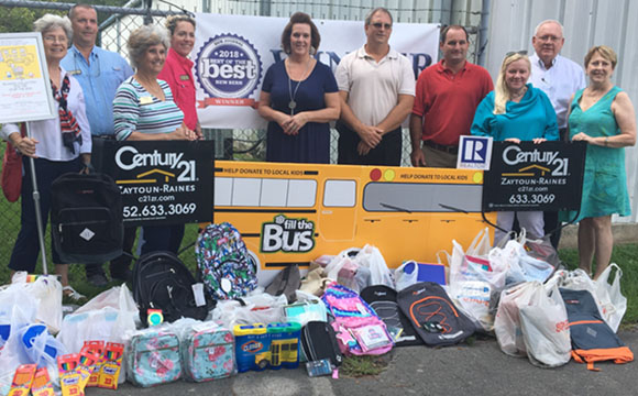Stuff the Bus - Cemtiru 21 Zaytoun Raines