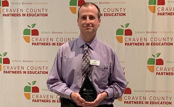 Thomas Wilson - Alumni Winner - PIE - 2019