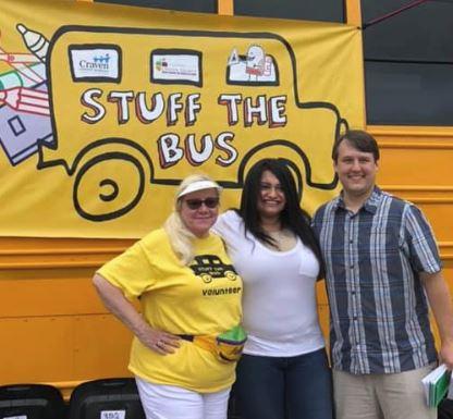 Cat Burnett - Stuff the Bus