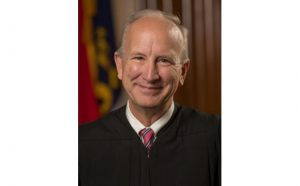 Justice Paul Newby