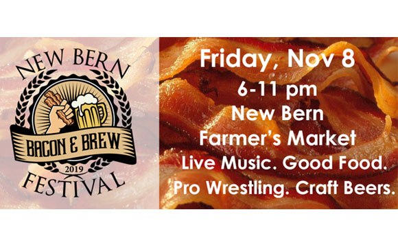 New Bern Bacon and Brew Festival 2019