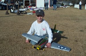 Southern Air RC Airplane Club - Willie