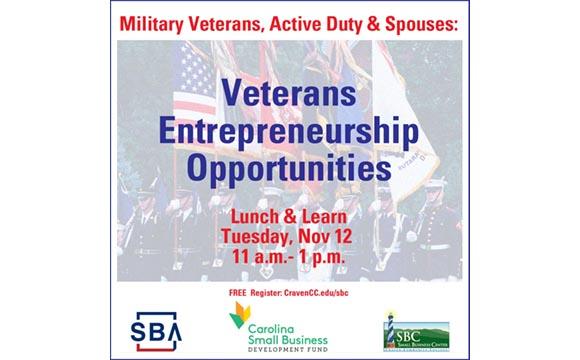 Veterans Entrepreneurship Opportunities