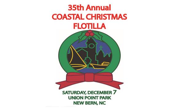 Coastal Christmas Flotilla 2019