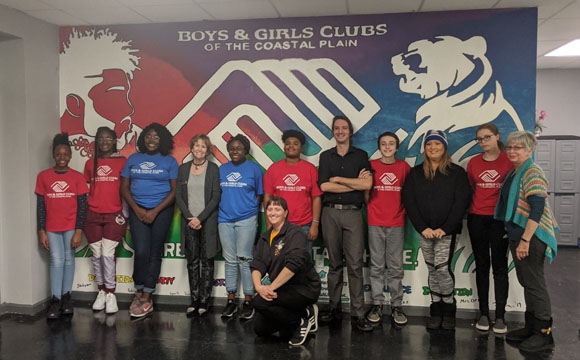 Boys and Girls Club of the Coastal Plain