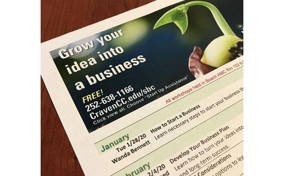 Grow your idea into a business