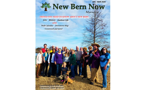 New Bern Now Magazine 1st Qtr 2020