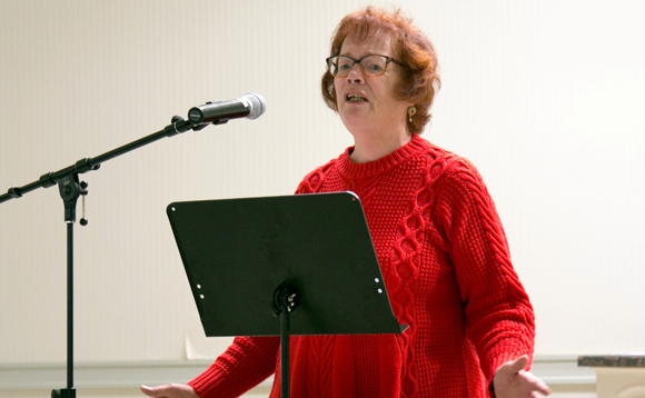 Featured Poet Ellen Fitzpatrick