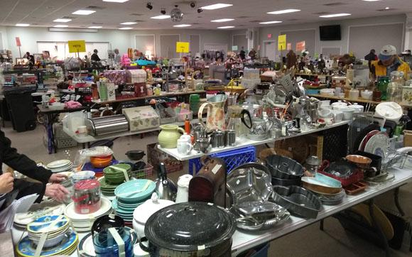 ABC Indoor Yard Sale