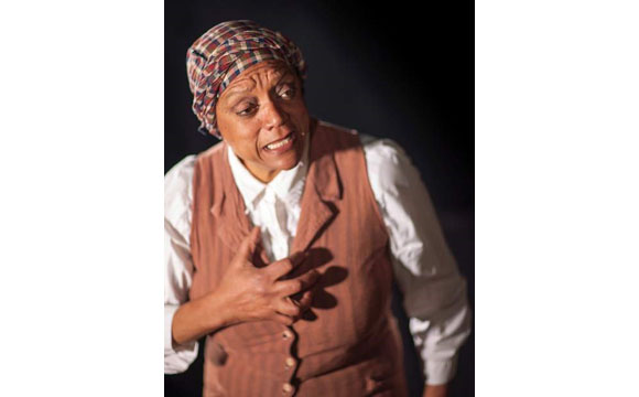 Becky Stone as Harriet Tubman