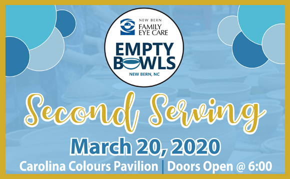 Empty Bowls - Second Serving