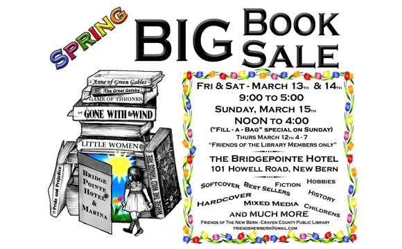 Spring Big Book Sale 2020