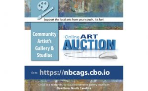 CAGS Online Art Auction
