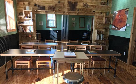 Classroom at Shop Class