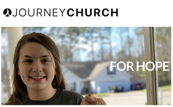 Journey Church FOR Hope