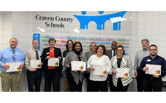 Spring Cycle PIE Grants Winners