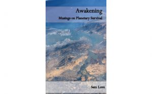 Awakening Book of Poems by Sam Love
