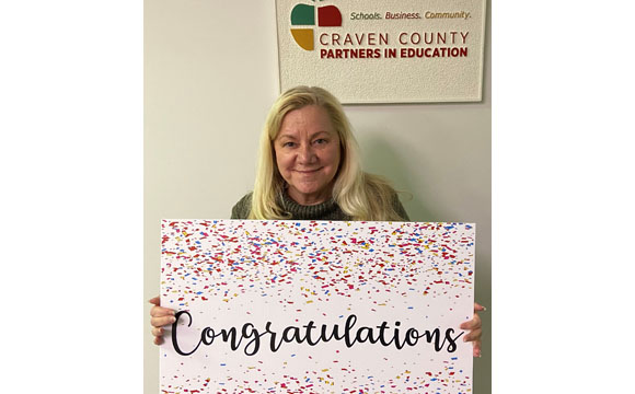 Congratulations from Craven Partners In Education