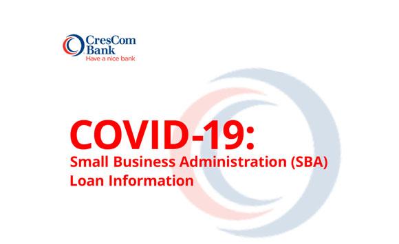 CresCom Bank COVID-19