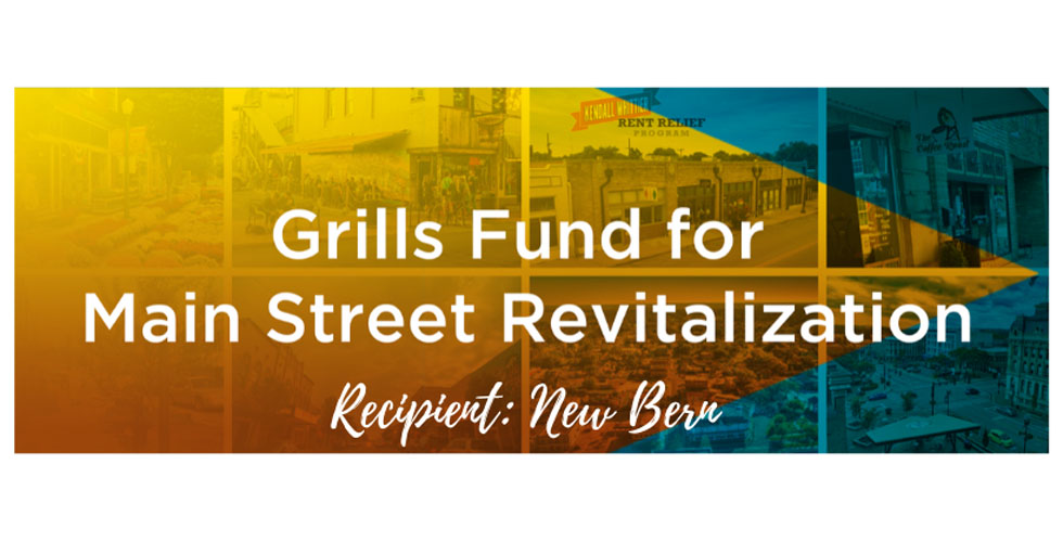 Grills Fund for Main Street Revitalization