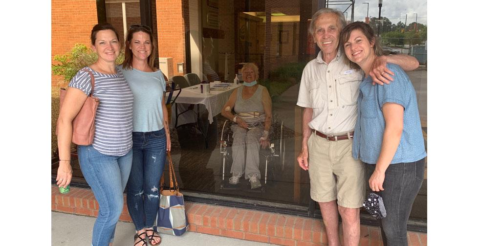 Rehab Hospital Patient Visit