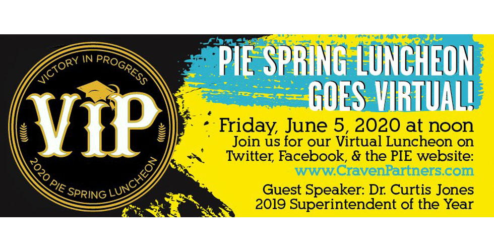 PIE Spring Luncheon 2020