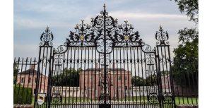 Tryon Palace Gates