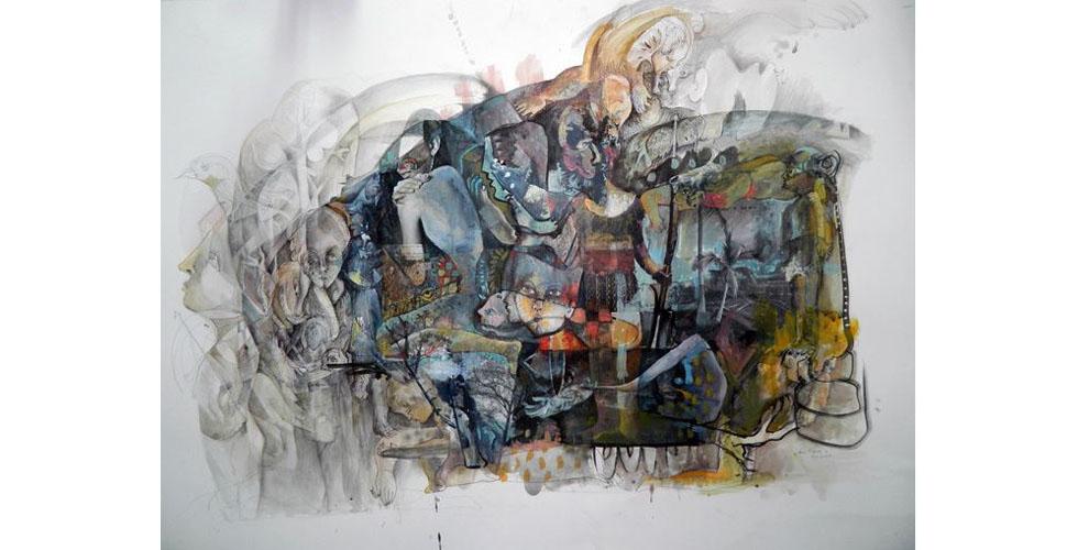 'Tropico 1' by Felipe Alarcón Alarcón