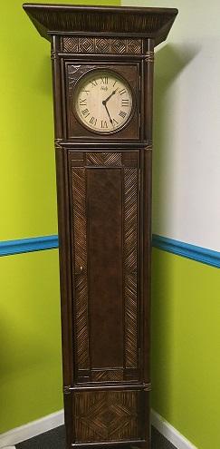 Auction Item. Grandfather Clock