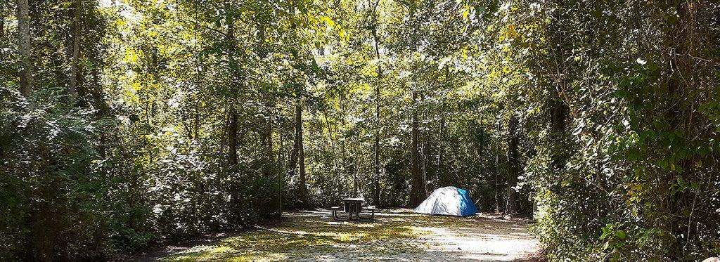 Flanner's Beach Campground