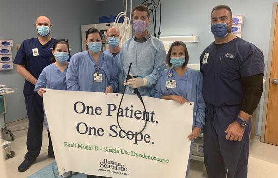 CarolinaEast Endoscopy Team