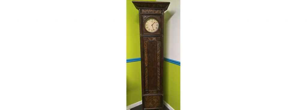 Grandfather Clock - Auction Item