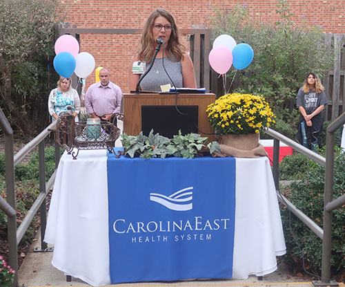 CarolinaEast Ceremony