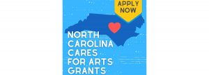 NC Cares for the Arts Grant