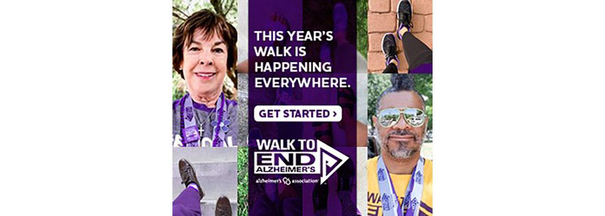 Walk to End Alzheimer's New Bern