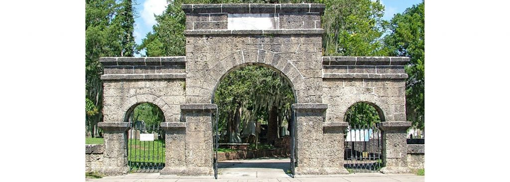 Weeping Arch