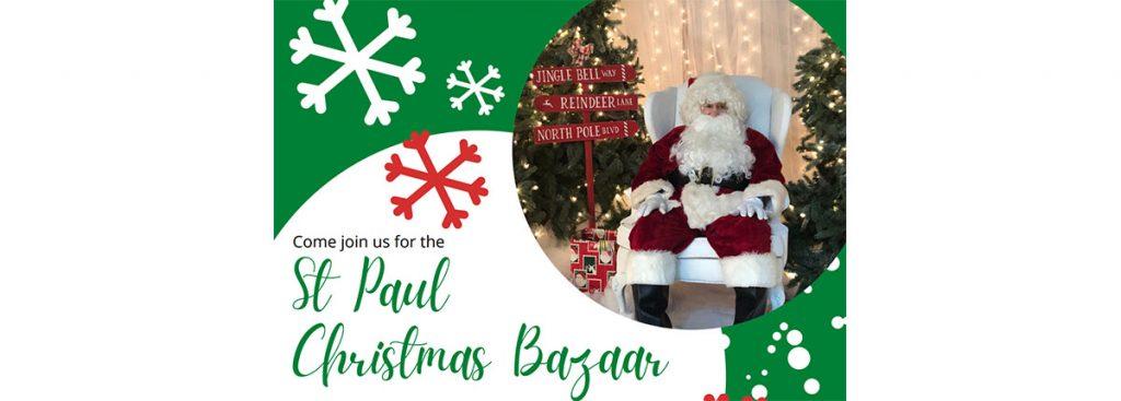 St Paul Christmas Bazaar