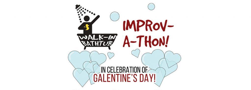 Galentine's Day Improv-a-thon