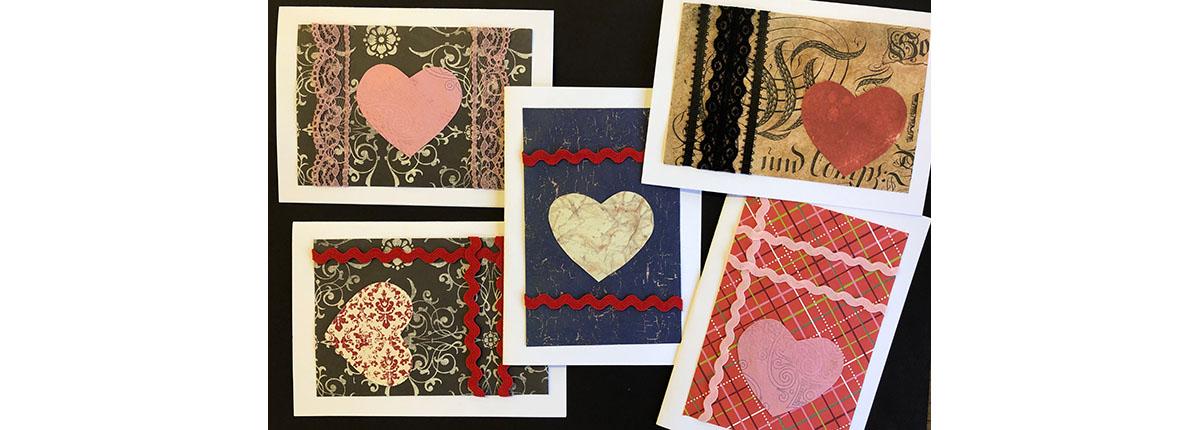 Valentine's Card Sale