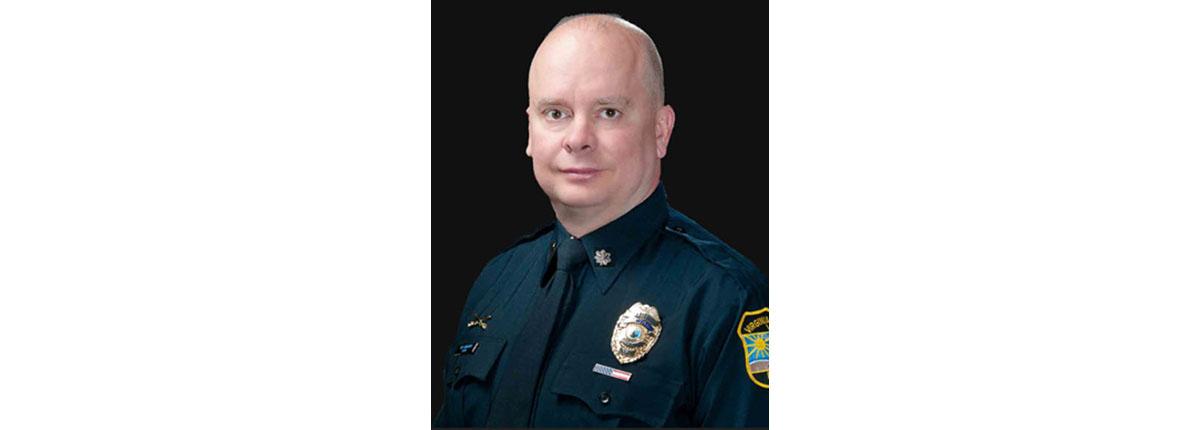 Deputy Chief Patrick Gallagher
