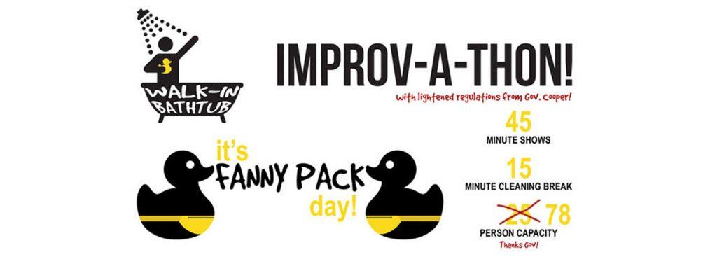 Improv Fanny Pack Day