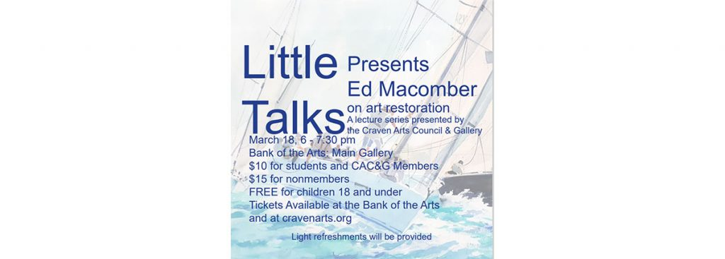 Little Talks by Ed Macomber
