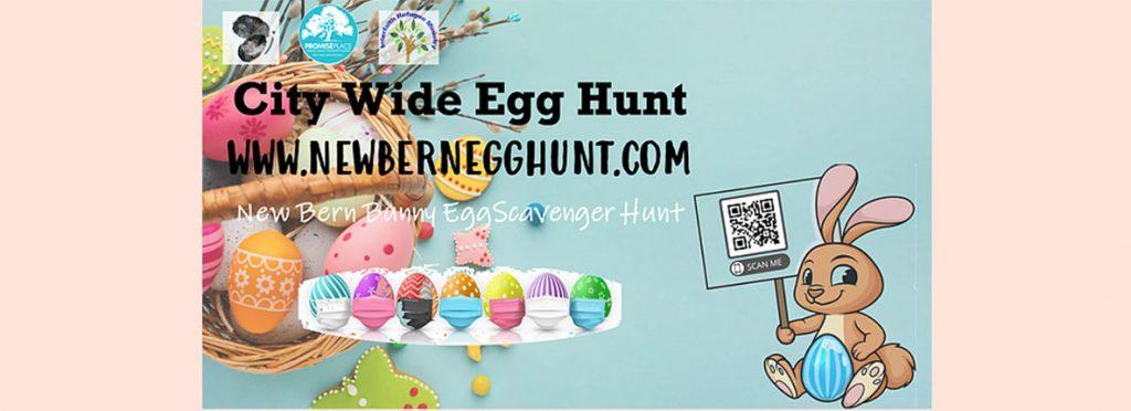 New Bern Egg Hunt