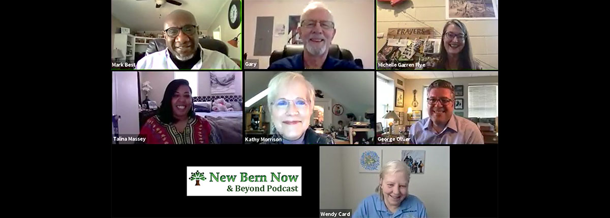 New Bern Now Podsquad - Episode 174
