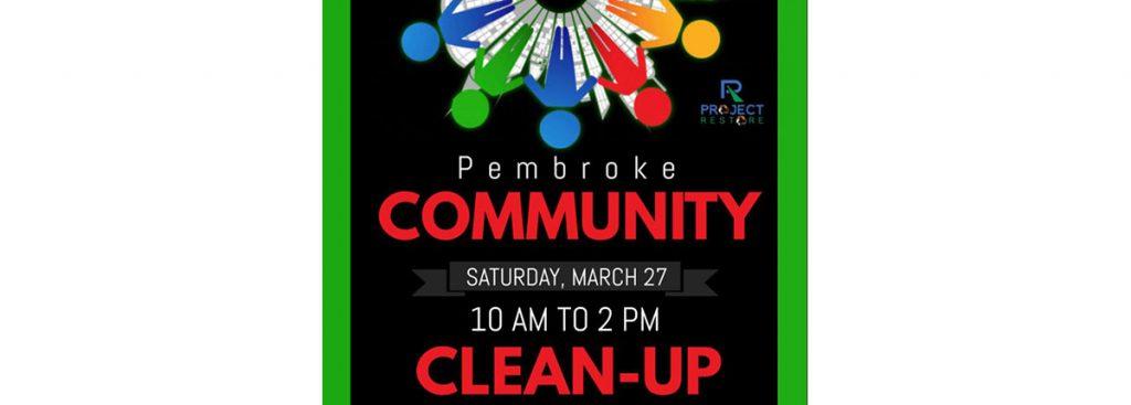 Pembroke Community Cleanup