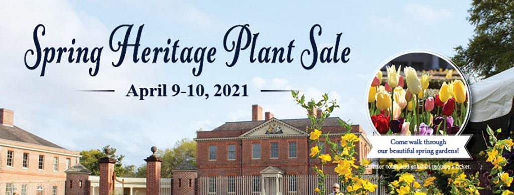 Spring Heritage Plant Sale