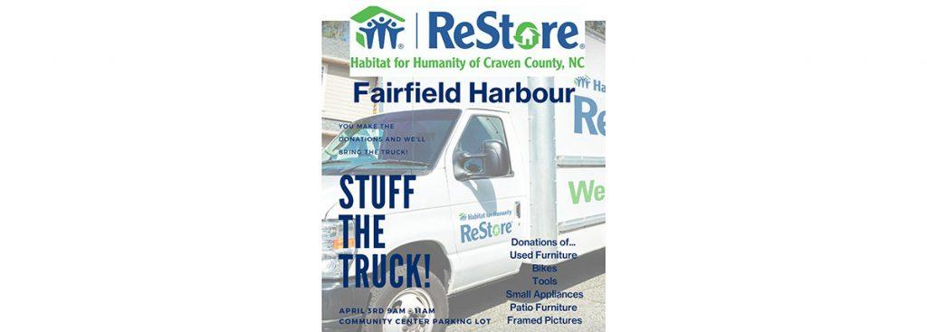Habitat Stuff The Truck