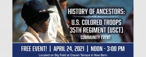 U.S. Colored Troops 35th Regiment