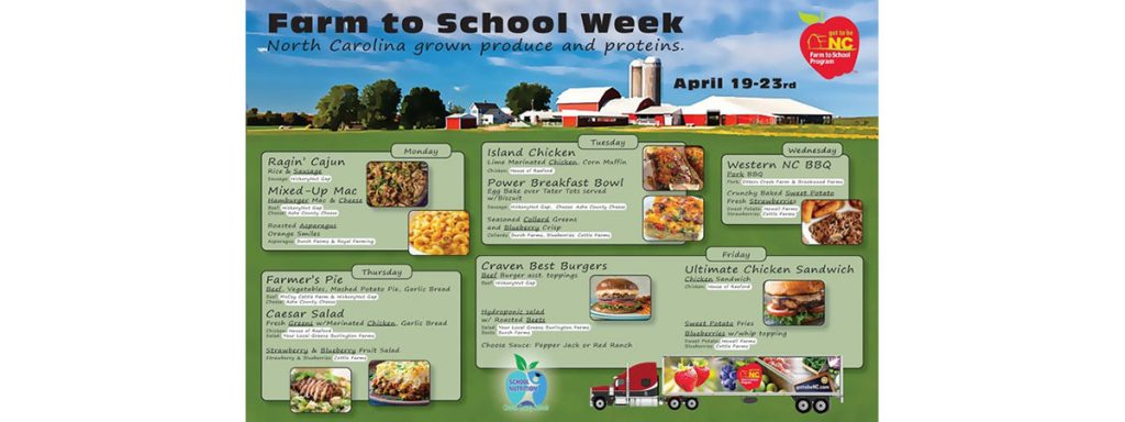 Farm to School Week